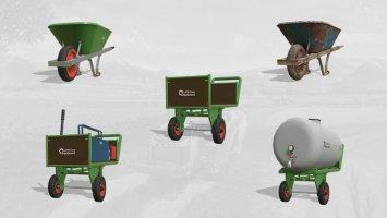 LSFM Farm Equipment Pack v1.0.0.1 fs19