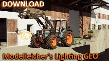 Modelleicher Seasons-Lighting GEO fs19