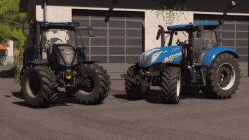 New Holland T6 v1.0.0.1 fs19