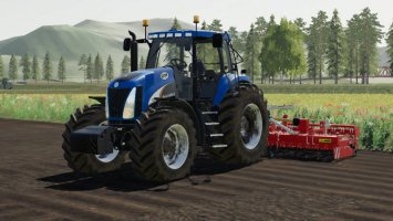 New Holland TG Series EU v1.2 fs19