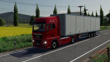 Schmitz Slidedoor fs19