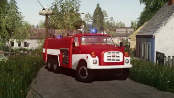 Tatra 148 Czechoslovakia fire brigade fs19