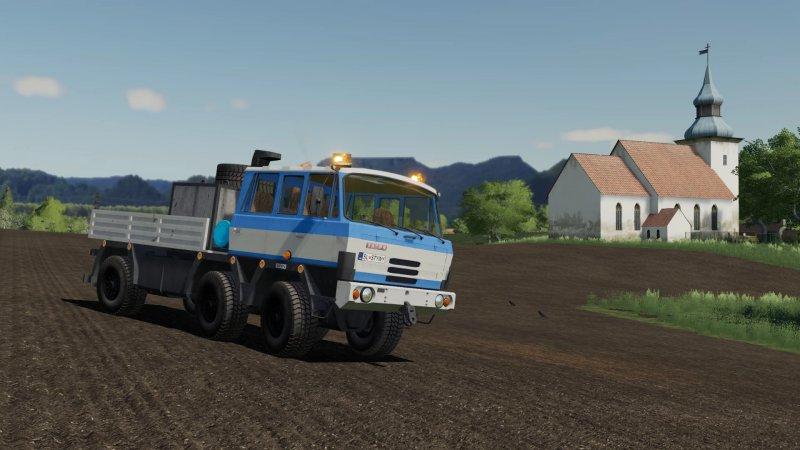 Tatra 815 6x6 FS19