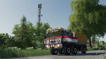 Tatra 815 6x6 Special fs19