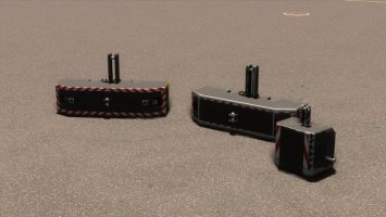 Weight Pack 600/1000KG fs19
