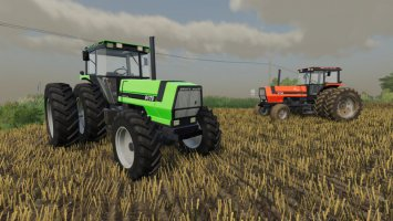 Deutz Allis 9100 Series v1.1 fs19