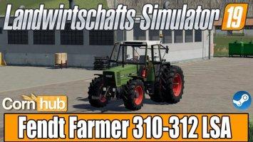 Fendt Farmer 310-312 LSA Turbomatik V1.5.2 fs19
