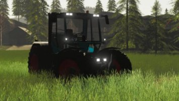 Fendt Xylon FS19