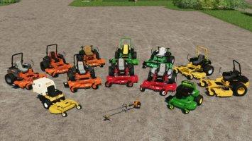 Giant Mower Pack fs19