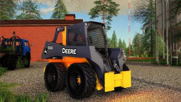John Deere 332 333G fs19