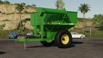 John Deere 500 Graint Cart fs19