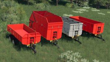 Junkkari Module Trailers v1.0.0.1 fs19