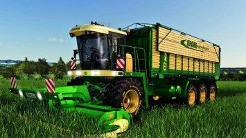 Krone Self-propelled self-loading mower fs19