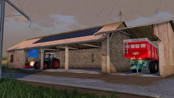 Maintenance Building fs19