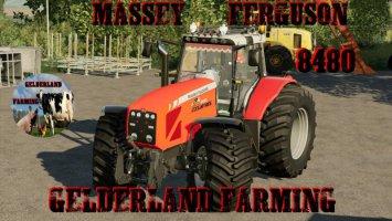 Massey Ferguson 8480 V1.1 fs19