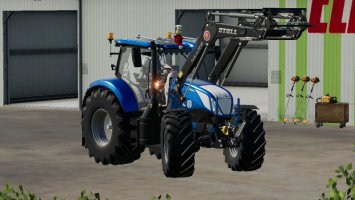 New Holland T6 fs19