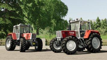 Steyr 8150 v1.1 fs19