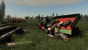 Advanced Tip Function For Trailers fs19