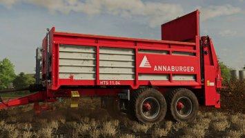 Annaburger HTS 11D.04 Tandem v1.0.1.0 fs19