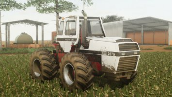 Case IH Traction King Series fs19