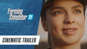 Farming Simulator 22 - 'It's a calling' (Cinematic Trailer) news