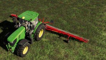 Fertilizing Function For Weeder fs19