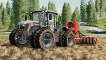 JCB Fastrac Tractor (25 Years Edition) fs19