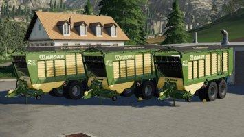 Krone ZX Pack fs19