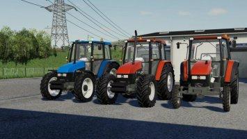 New Holland Serie L v3 fs19