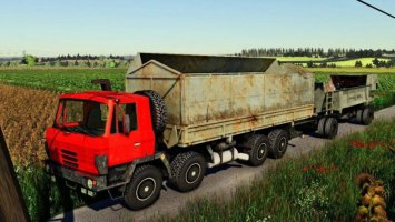 Tatra 815 Agro 8x8 PACK fs19