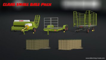 Class Small Bale Pack fs19
