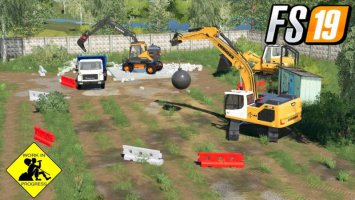 Demolition Expansion Pack fs19