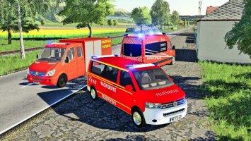 Firefighter Pack 112-Modding fs19