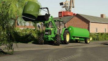 John Deere 6020 SE v0.1 BETA fs19