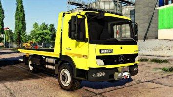 Mercedes Atego 2425 Adac fs19