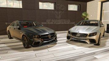 Mercedes Benz E63S AMG 2018 fs19