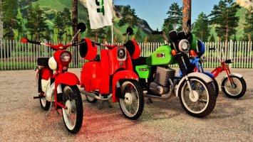 Motorcycles Pack V1.1 fs19