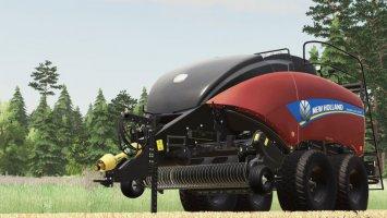 New Holland BigBaler 1290 fs19