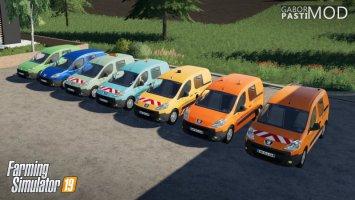 Peugeot Partner 2009 fs19
