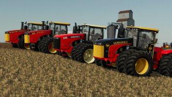Versatile 4WD Tractors v1.1 fs19