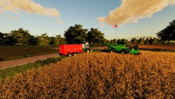 American life of farming fs19
