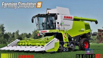 Claas Lexion 600 Serie FS19