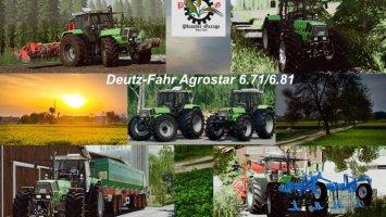 Deutz-Fahr Agrostar 6.71/6.81 fs19