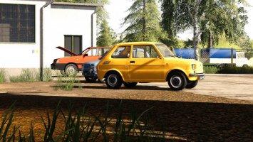 FS19 Fiat 126p