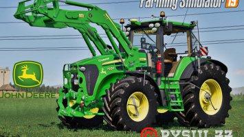 John Deere 7030 Series Official V4 FS19