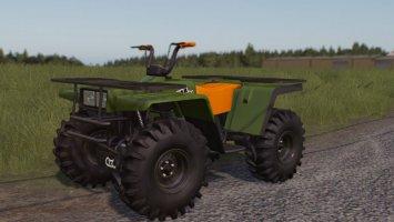 Lizard Quad Bear 350 4x4 v1.1 fs19