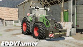 Mass agricultural service complain fs19