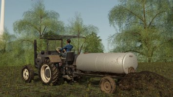 Slurry Barrel v2.1 fs19