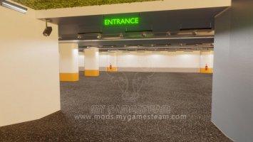 Underground Parking fs19