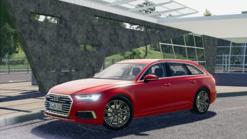 Audi A6 Avant 2019 fs19